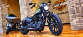2021 Harley-Davidson® Iron 1200™ : XL1200NS for sale near Wichita, KS thumb 2