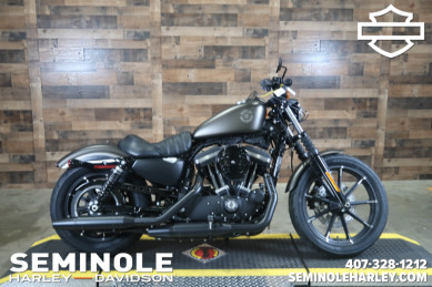 2021 XL883N Sportster Iron 883