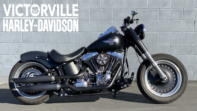 2011 Harley-Davidson® Fat Boy® Lo
