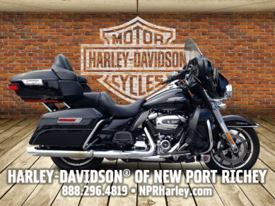 2017 Harley-Davidson<sup>®</sup> Electra Glide® Ultra Classic®