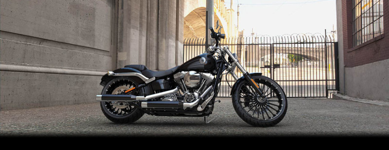 2017 Harley-Davidson® Breakout® : FXSB for sale near Wichita, KS