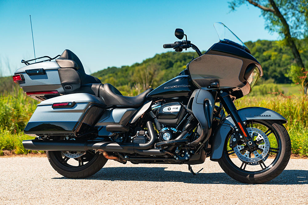 Road Glide<sup>®</sup> Limited Instagram image 6