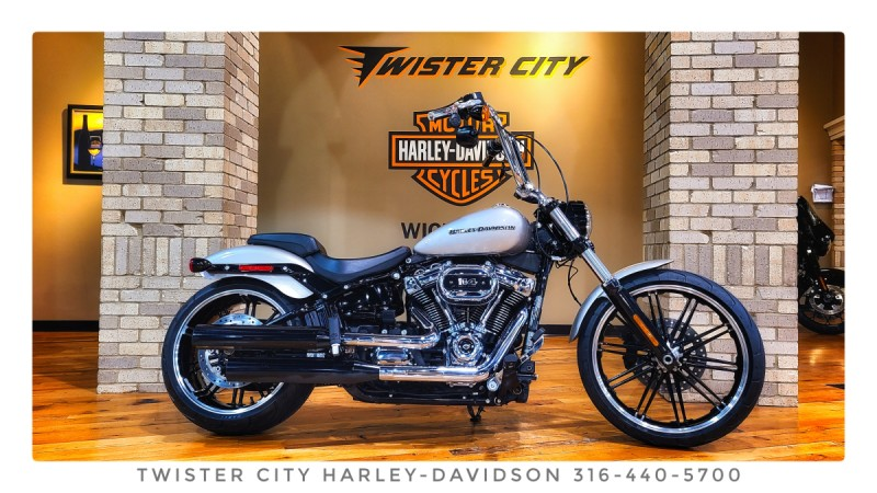 2018 Harley-Davidson® Breakout® 114 : FXBRS for sale near Wichita, KS
