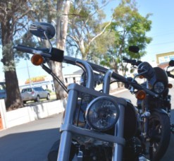 2015 Harley-Davidson Softail Breakout (FXSB) thumb 1