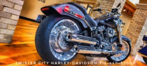 2021 Harley-Davidson® Fat Boy® 114 : FLFBS for sale near Wichita, KS thumb 1