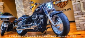 2021 Harley-Davidson® Fat Boy® 114 : FLFBS for sale near Wichita, KS thumb 2
