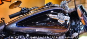 2021 Harley-Davidson® Fat Boy® 114 : FLFBS for sale near Wichita, KS thumb 0