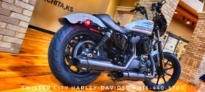 2021 Harley-Davidson® Iron 1200™ : XL1200NS for sale near Wichita, KS thumb 1