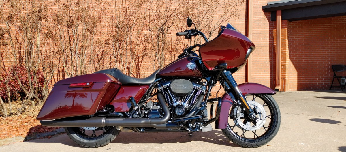 2021 FLTRXS Road Glide® Special