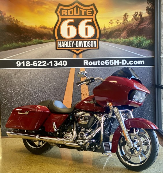 Billiard Red 2021 Harley-Davidson® Road Glide® FLTRX