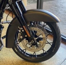River Rock Gray Denim 2021 Harley-Davidson® Road Glide® Special thumb 3