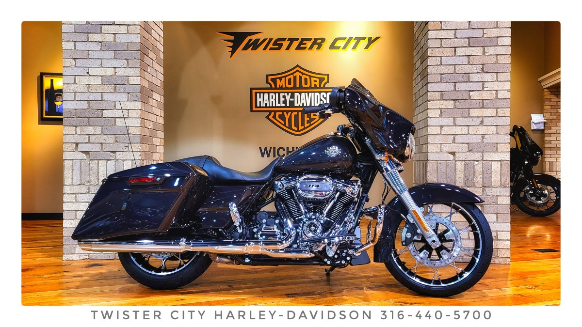 2021 Harley-Davidson® Street Glide® Special : FLHXS for sale near Wichita, KS