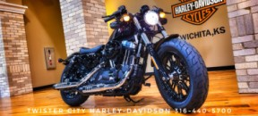 2021 Harley-Davidson® Forty-Eight® : XL1200X for sale near Wichita, KS thumb 2