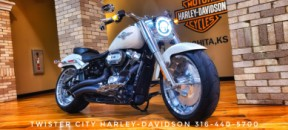 2018 Harley-Davidson® Fat Boy® 114 : FLFBS for sale near Wichita, KS thumb 2