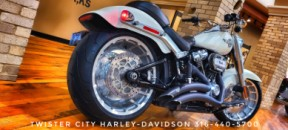 2018 Harley-Davidson® Fat Boy® 114 : FLFBS for sale near Wichita, KS thumb 1