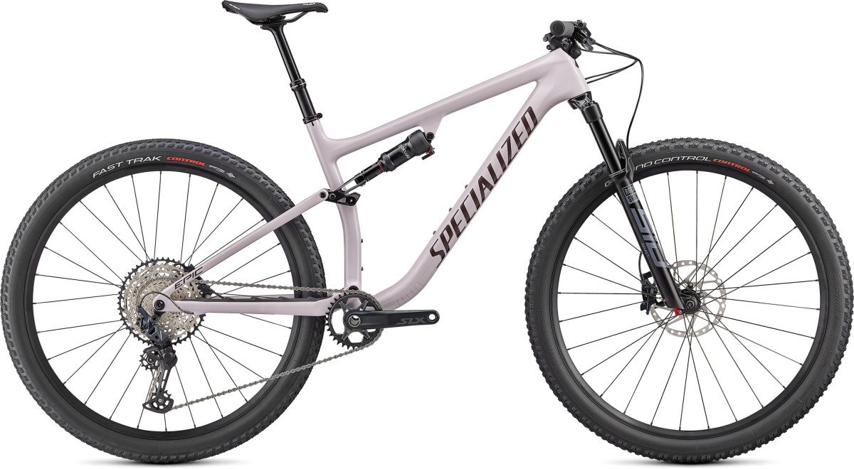 Specialized<sup>®</sup> Epic Evo Comp
