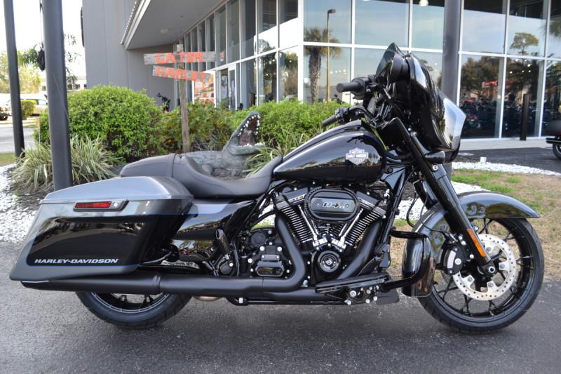 Color : Black GIAOGIAO Moto Razor King Tronco Clichi Adatti per Harley Tour Pak Touring Road Electra Glide Ultra FLHX FLTR 1980-2013