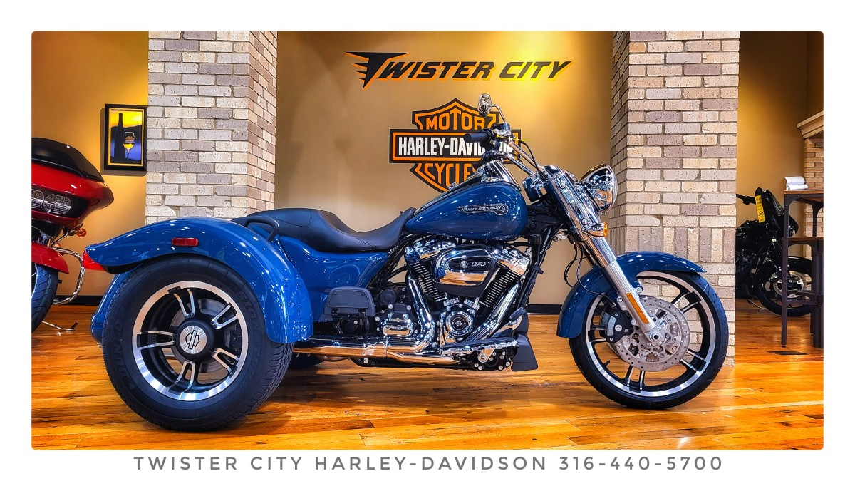 2021 Harley-Davidson® Freewheeler® : FLRT for sale near Wichita, KS