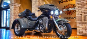 2021 Harley-Davidson® Tri Glide® Ultra : FLHTCUTG for sale near Wichita, KS thumb 2