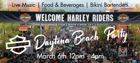 Daytona Beach Party