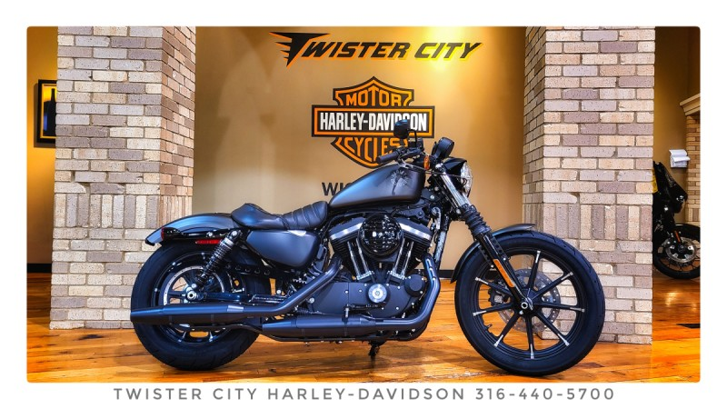 2021 Harley-Davidson® Iron 883™ : XL883N for sale near Wichita, KS
