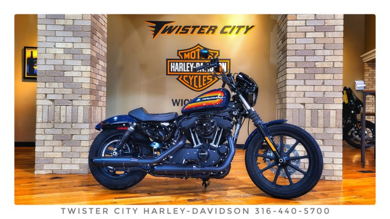 2020 Harley-Davidson® Iron 1200™ : XL1200NS for sale near Wichita, KS