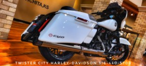 2021 Harley-Davidson® CVO™ Street Glide® : FLHXSE for sale near Wichita, KS thumb 1