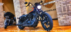 2020 Harley-Davidson® Iron 1200™ : XL1200NS for sale near Wichita, KS thumb 2