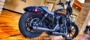 2020 Harley-Davidson® Iron 1200™ : XL1200NS for sale near Wichita, KS thumb 1