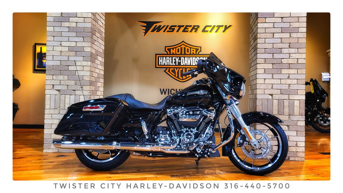 2021 Harley-Davidson® Street Glide® : FLHX for sale near Wichita, KS