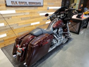 2021 Harley Davidson Road Glide Special Special - Midnight Crimson CHROME thumb 2