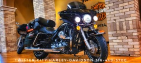 2011 Harley-Davidson® Electra Glide® Ultra Limited : FLHTK for sale near Wichita, KS thumb 2