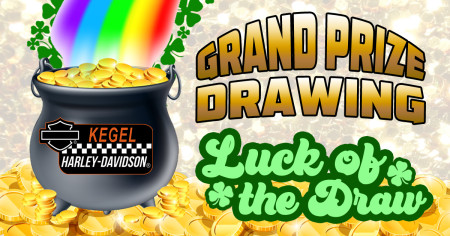Luck of the Draw - Weekly Facebook Live Giveaway