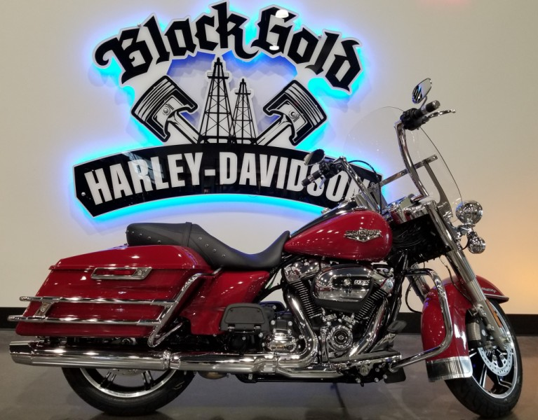 2021 Harley-Davidson® Road King® FLHR