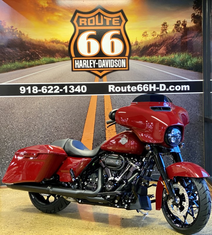 Billiard Red 2021 Harley-Davidson® Street Glide® Special Billiard Red FLHXS