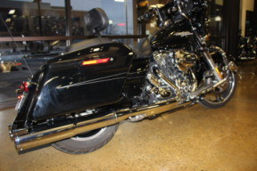 Black 2015 Harley-Davidson® Street Glide® Special FLHXS thumb 0