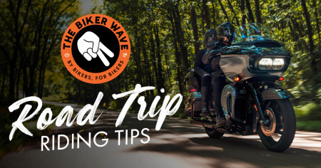 Road Trip Riding Tips