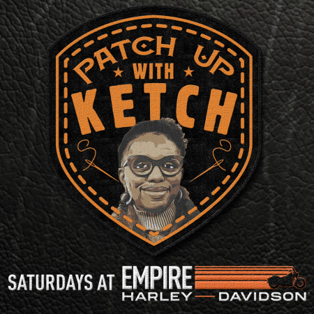 Patch Up With Ketch