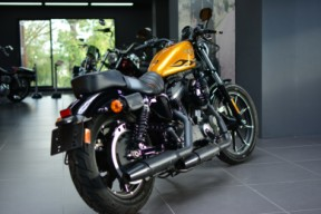 2016 Harley-Davidson® Iron 883™ Hard Candy Gold Flake thumb 2