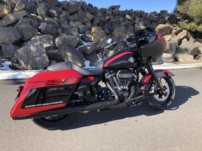 2021 Harley-Davidson® Road Glide® Special Billiard Red / Vivid Black – Black Finish thumb 3