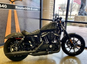 Industrial Gray 2019 Harley-Davidson® Iron 883™ XL883N thumb 1