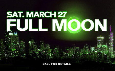 Full Moon In March