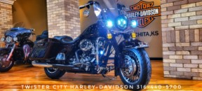 2010 Harley-Davidson® Road King® : FLHR for sale near Wichita, KS thumb 2