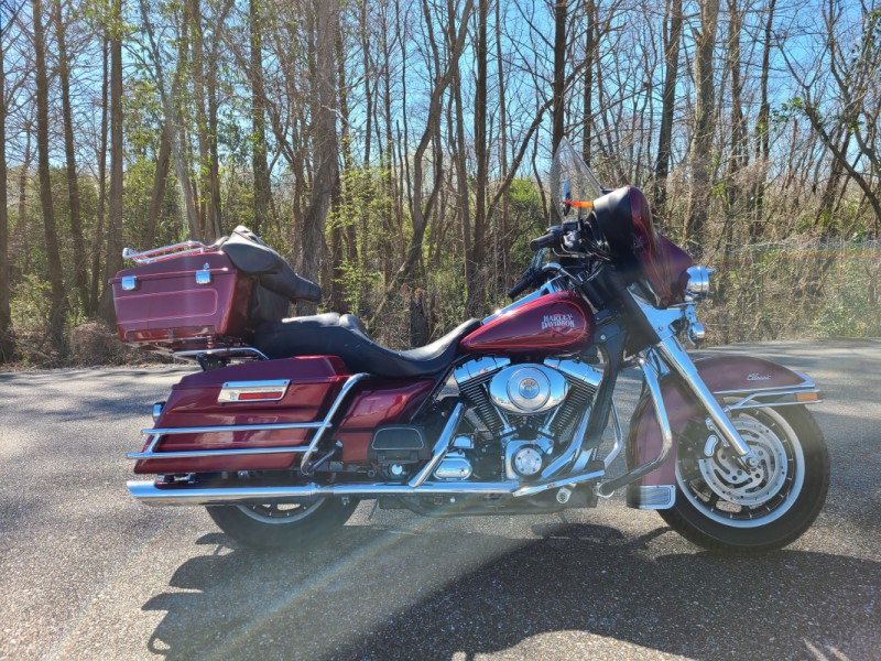 2000 Harley-Davidson® Electra Glide® Classic