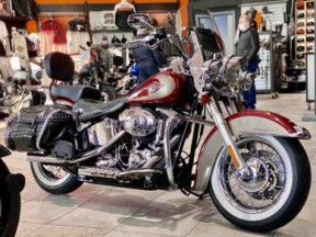 2009 Harley-Davidson® Heritage Softail® Classic thumb 3
