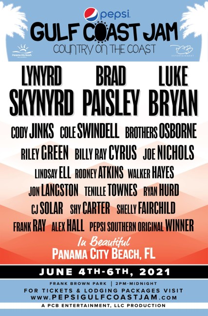 Panama City Beach Pepsi Jam
