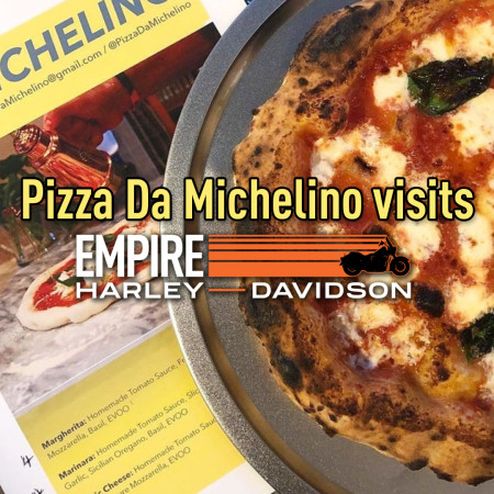 Pizza Da Michelino At Empire Harley