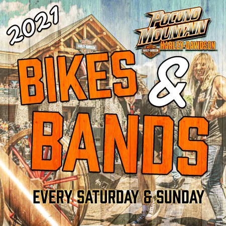 Bikes & Bands: Red Bear