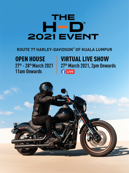 The HD 2021 Event