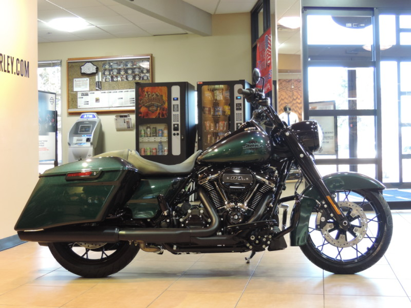 2021 Harley-Davidson® HD Touring FLHRXS Road King® Special